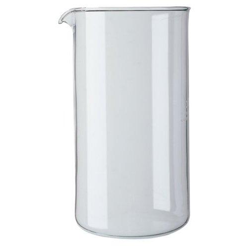 Bodum 1508-10 Ersatzbehälter für Kaffeebereiter transparent