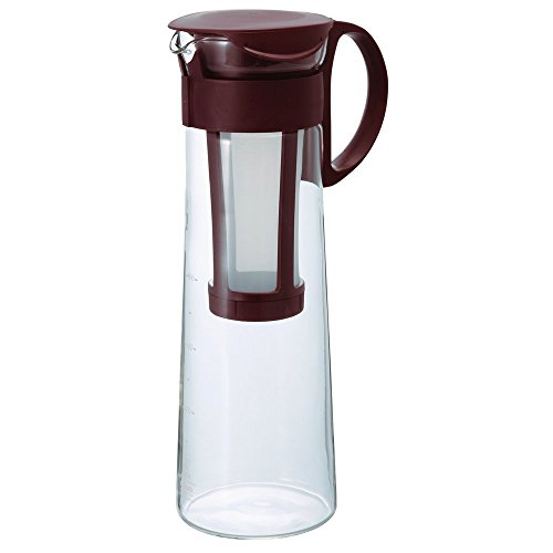 Hario Water Brew Coffee Pot, 1000ml, Brown by Hario