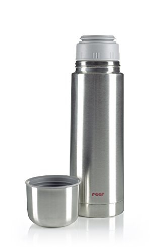 Edelstahl Isolier-Flasche, 500ml – reer 90500.08