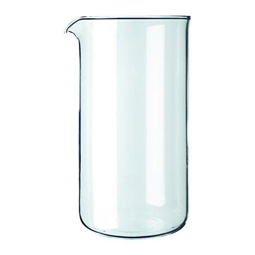 Bodum 1503 Ersatzglas für Kaffeebereiter