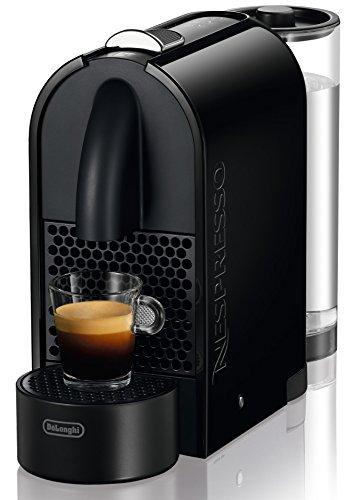 DeLonghi EN 110.B Nespresso U Kapselmaschine 1260 Watt, 0,8 Liter Wasserbehälter schwarz