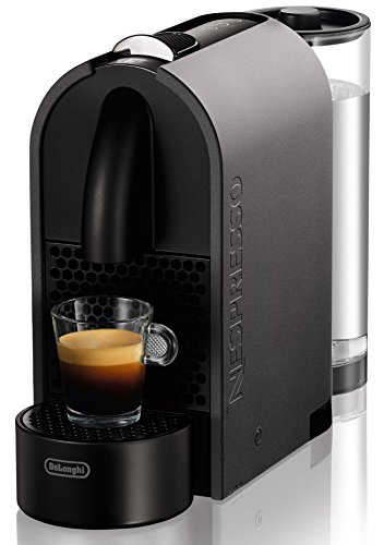 DeLonghi EN 110.GY Nespresso Kapselmaschine U 1300 Watt grau matt