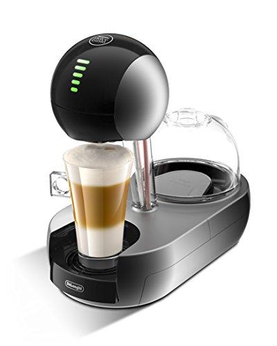 DeLonghi EDG 636.S Nescafé Dolce Gusto Stelia Kaffeekapselmaschine automatisch silber