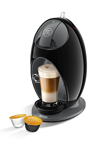 DeLonghi EDG 250.B Nescafé Dolce Gusto Jovia Kaffeekapselmaschine manuell schwarz
