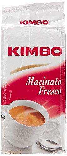 Kimbo Macinato Fresco Caffè Napoli gemahlen 250g x8 2kg total