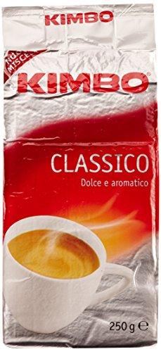 Kimbo Classic Caffè Napoli gemahlen 250g x 10 2,5kg total