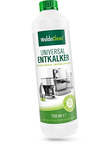 woldoclean entkalker f r kaffeevollautomaten 750ml kaffee maschine wasserkocher kalkl ser trapnacs. Black Bedroom Furniture Sets. Home Design Ideas