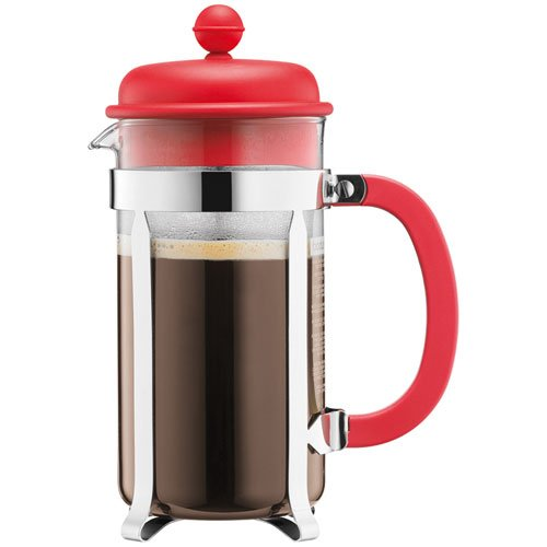 bodum caffettiera kaffeebereiter french press system. Black Bedroom Furniture Sets. Home Design Ideas