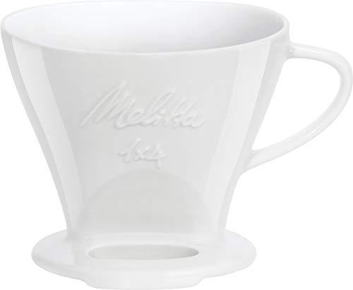 melitta 219025 filter porzellan kaffeefilter gr e 1 4 wei trapnacs. Black Bedroom Furniture Sets. Home Design Ideas