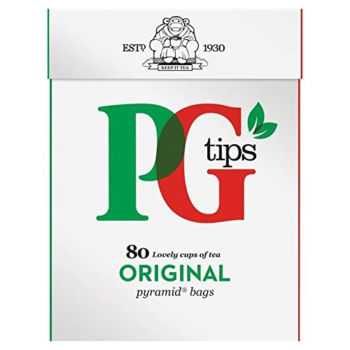 Pg Tips Pyramide Teebeutel 80 Pro Packung