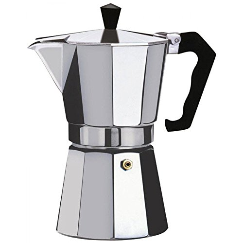 Continental Moka Percolator Pot Aluminium 150ml 2-cup Espresso Stove Top Coffee Maker – Continental Moka Percolator Pot Aluminium – Kabalo 150 ml 2-Tassen Espresso Stove Top Teekocher