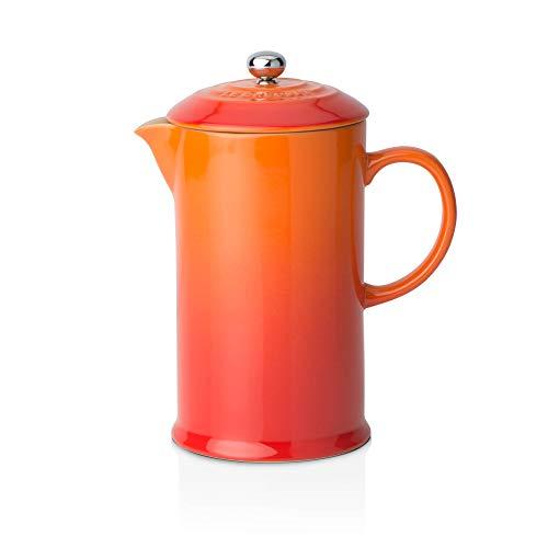 Le Creuset Steinzeug Kaffee-Bereiter, 0,75 L, Vulkanisch