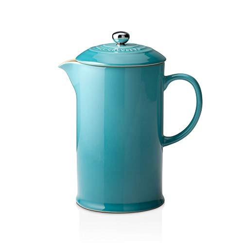 Le Creuset Steinzeug Kaffee-Bereiter, 0,75 L, karibik