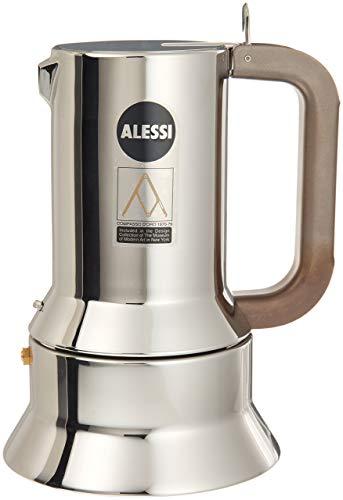 Alessi Espressomaschine  9.Tassen für Induktion Edelstahl
