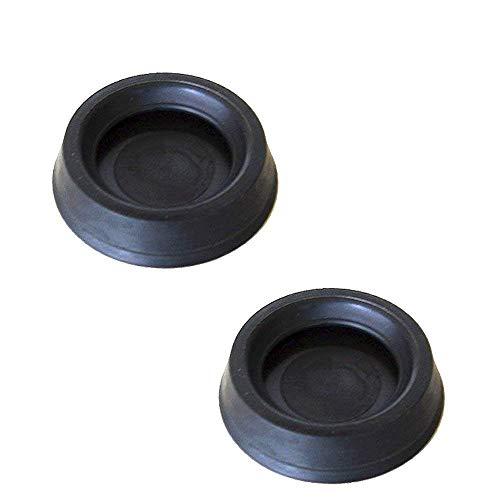 Plunger Gummidichtung für Verwendung in AeroPress Teile Kaffeemaschine Plunger End Dichtung Aerobie 2Stück von Wadoy Federboa