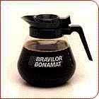 Bonamat Glaskanne 1,7 Liter für Mondo / Matic ua.