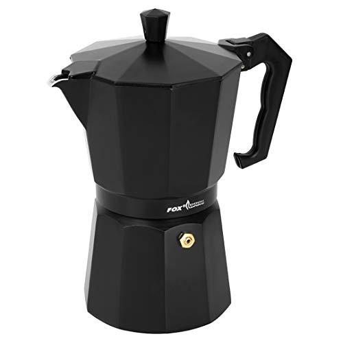 Kaffeekocher für Angler, Campingkocher für Kaffee, Kaffeemaschine zum Angeln, Coffeemaker, Größe:300ml – Fox Cookware Coffee Maker