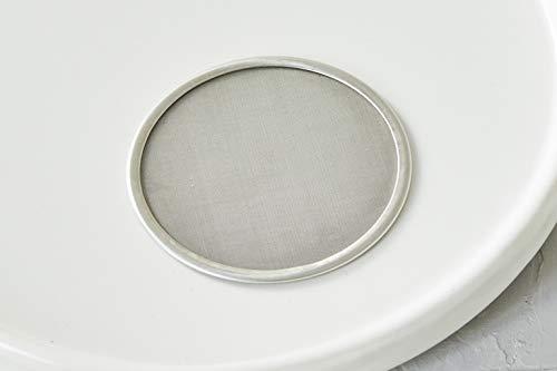 DRIPSTER Filter aus Edelstahl zur gleichmäßigen Verteilung der Wassertropfen
