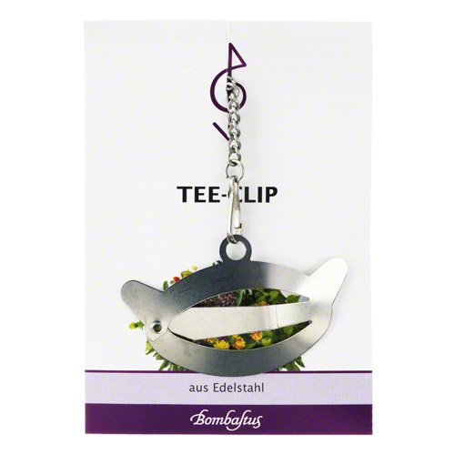 Bombastus Tee-Clip, 1 St