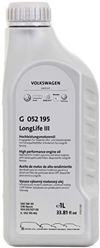 Top 7 Volkswagen VW Ersatzteile Longlife III Motoröl 5w30 – Motoröle für Autos