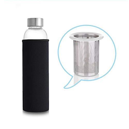 Top 10 Wasserflasche aus Glas – Geschirr, Besteck & Gläser