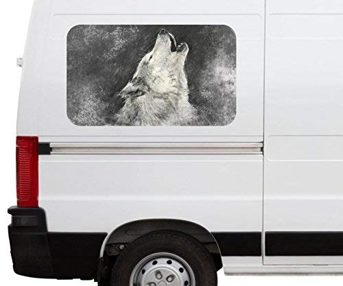Top 10 Autoaufkleber Wolf Gross – Auto-Aufkleber