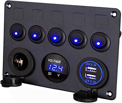 Top 10 Schalter LED 5V – Kippschalter