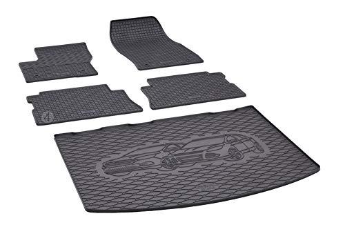 Top 9 Gummifußmatten Ford KUGA – Fußmatten
