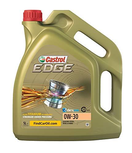 Top 3 Castrol EDGE 0W-30 A5/b5 – Motoröle für Autos