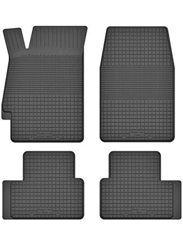 Top 9 Renault Captur Fußmatten Gummi – Fußmatten