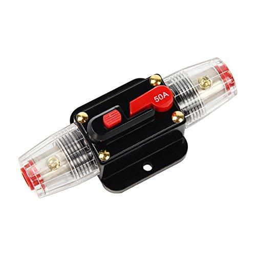 Top 10 Automatische Sicherung 12V 50A – Wechselrichter für Fahrzeuge