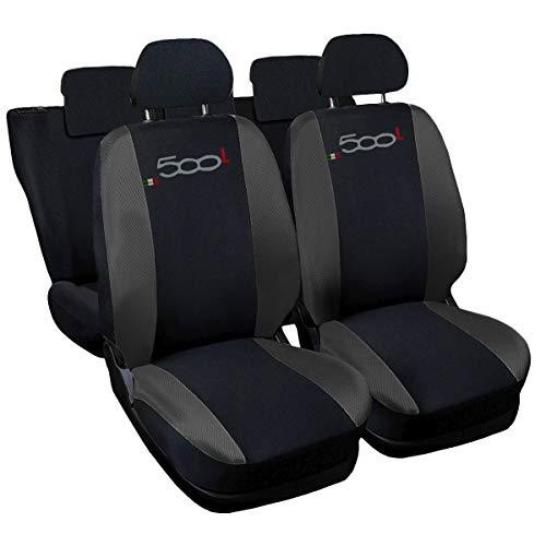 Top 9 Sitzbezug FIAT 500 L – Sitzbezügesets