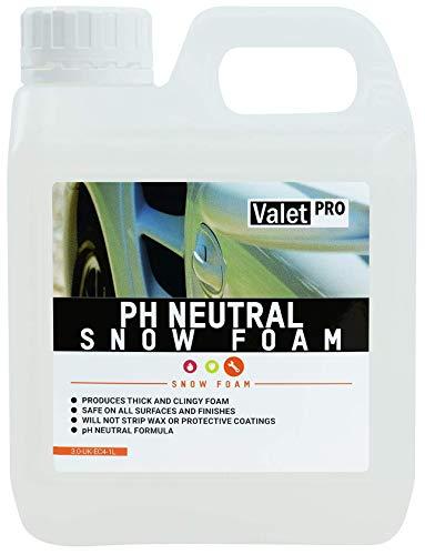 Top 10 Snow Foam Bio – Autoshampoos