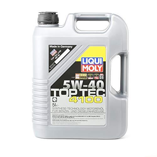 Top 7 Motoröl 5W40 C3 – Motoröle für Autos