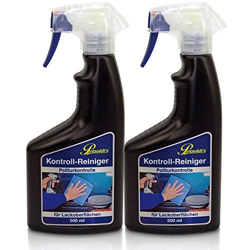 Top 9 Petzoldts Kontroll-Reiniger Spray – Lackreiniger