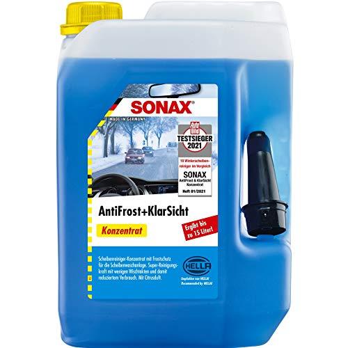 Top 10 SONAX Scheibenklar Konzentrat – Felgenpflege