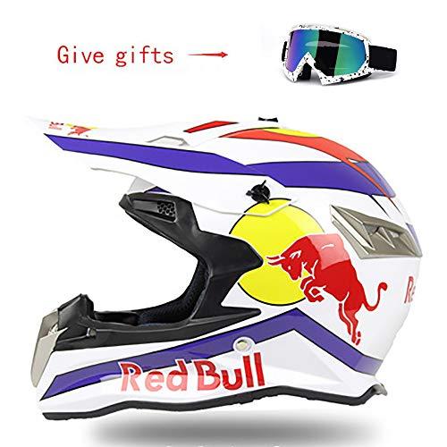 Top 10 Red Bull Helm – Motocrosshelme