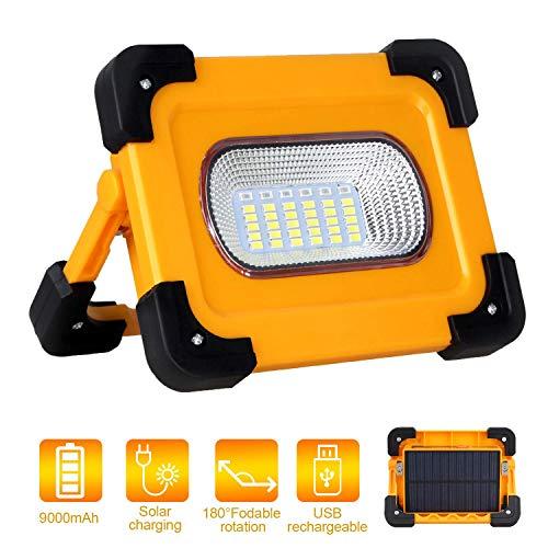Top 10 Akku LED Strahler – Wohnmobilbeleuchtung
