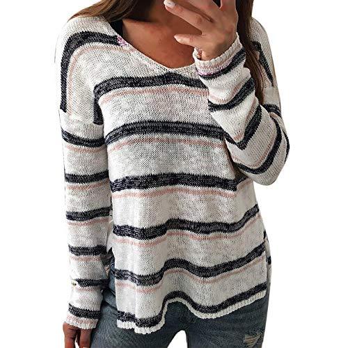 Top 10 Pulli V Ausschnitt Damen – Pullover für Damen