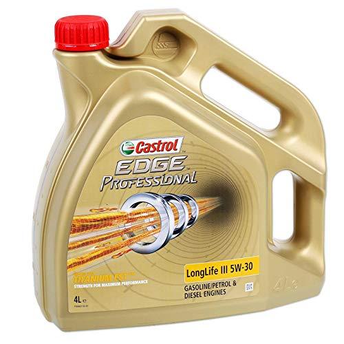 Top 5 EDGE Professional 5W-30 LongLife – Motoröle für Autos