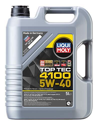 Top 8 5w 40 Motoröl 5L – Motoröle für Autos