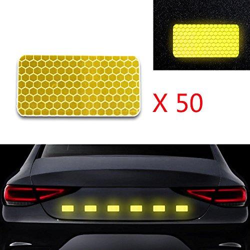 Top 10 Reflektor Klebeband Gelb – Auto-Aufkleber