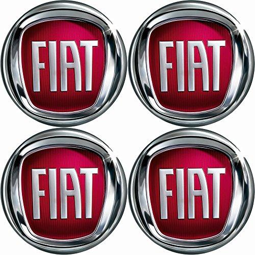 Top 8 FIAT Aufkleber Radkappe – Embleme