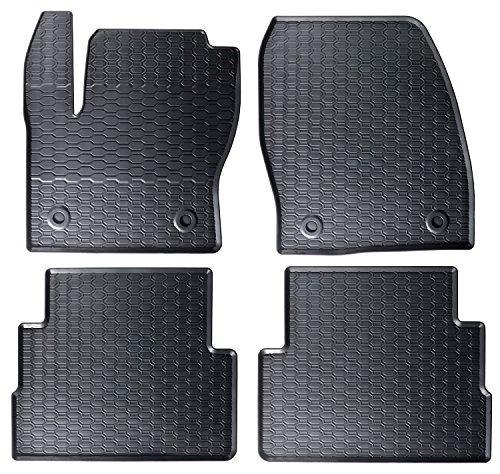 Top 8 Ford KUGA Fussmatten – Fußmatten